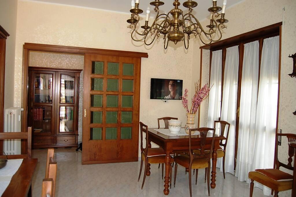 Sala comune per colazione o svago