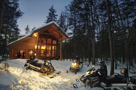 New England Outdoor Center Lodge