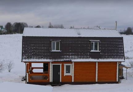 Минигостиница с баней на частной ферме - Tarussky District