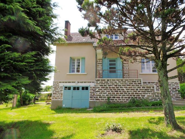 Maison de campagne en Dordogne. - La Coquille - Casa