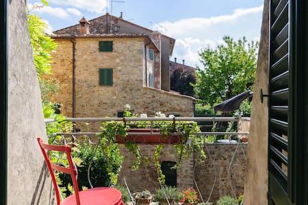 Tuscany, Casa Pei - Olivo room - Bed & Breakfast