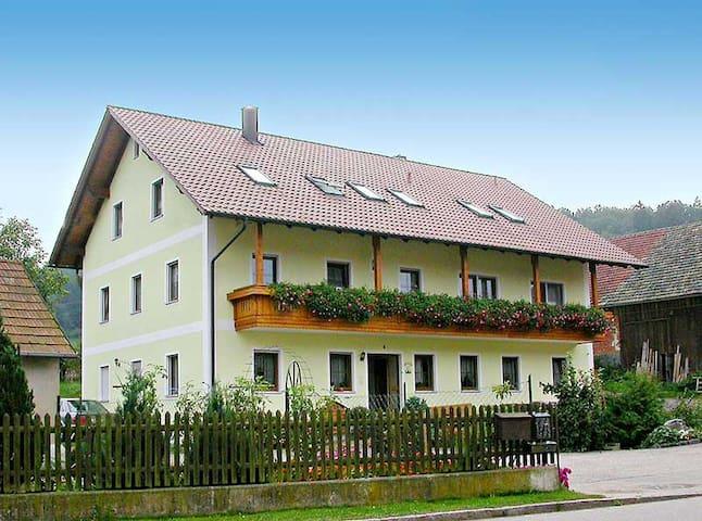 Doppelzimmer Stadl, Angeln am Regen, Angelhof Posl