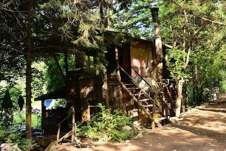"Çıralı Homestay ""TREEHOUSE""  - เคเมอร์ - บ้านต้นไม้"
