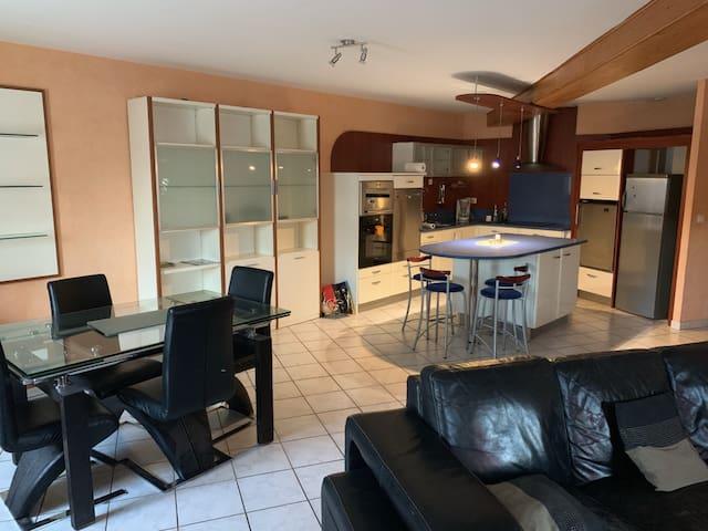 appartement de 100 m2