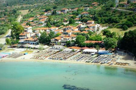 Vergia beach chalkidiki Greece - Néa Kallikrátia - 단독주택
