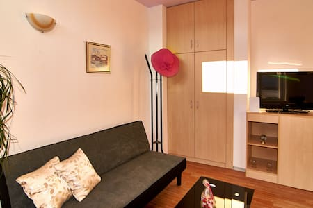 Studio apartment in Burgas for rent