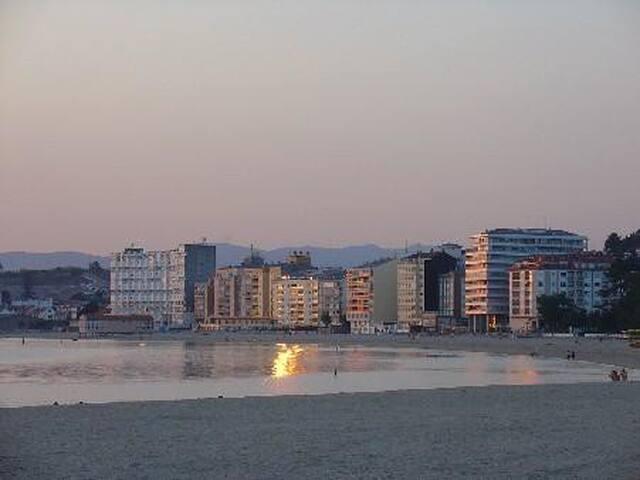 Flat located in Playa de Compostela - Vilagarcía de Arousa - Apartemen