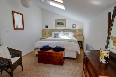 Hidden luxury cottage in Totnes - Totnes - House