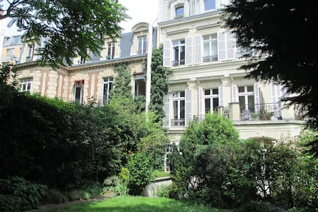 18th century mansion/private lane/Champs Elysées. - Paris - Flat