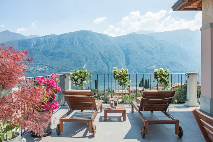 APARTMENT LA TERRAZZA  LAKE VIEW - Bellagio