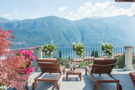 APARTMENT LA TERRAZZA  LAKE VIEW - Bellagio - Byt