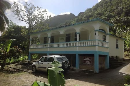 The Jungle Room in Soufriere - Soufriere