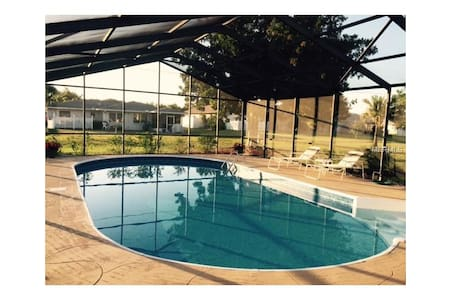 POOL HOME 40% OFF DEC 1-26 / JAN 18-31 AVAILABLE - Englewood
