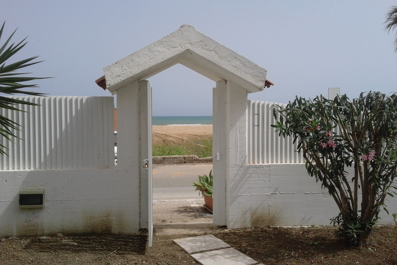 Casa sul mare