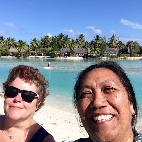 Live like a local on Aitutaki