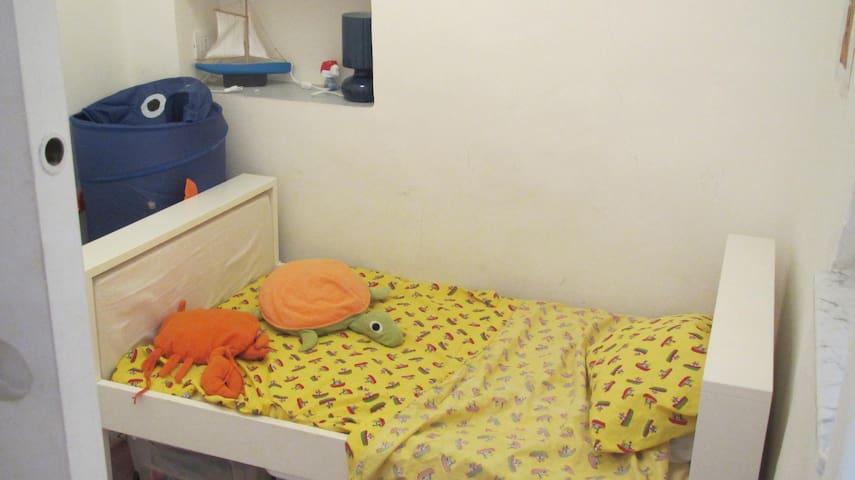 Antichambre lit d'enfant