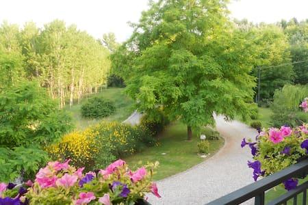 Casa in campagna - vaglio serra - 別荘