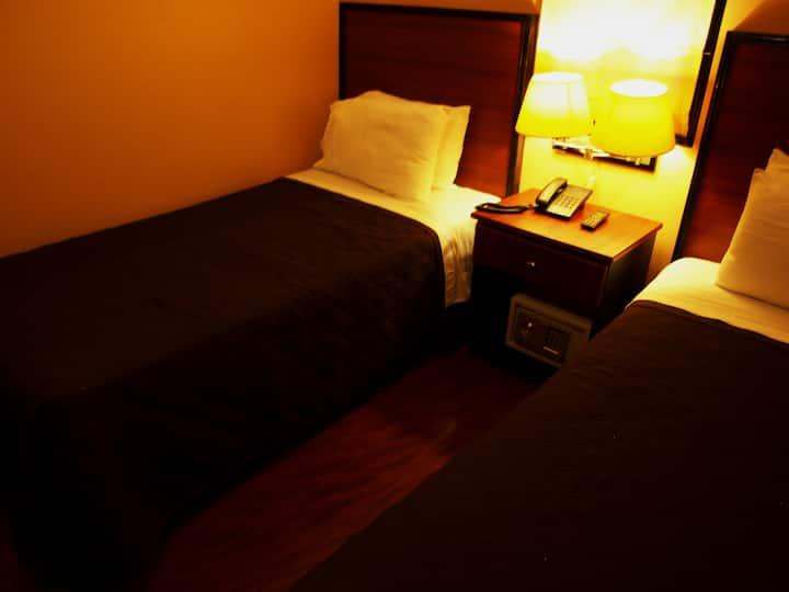 Habitacion confortable en San José 301