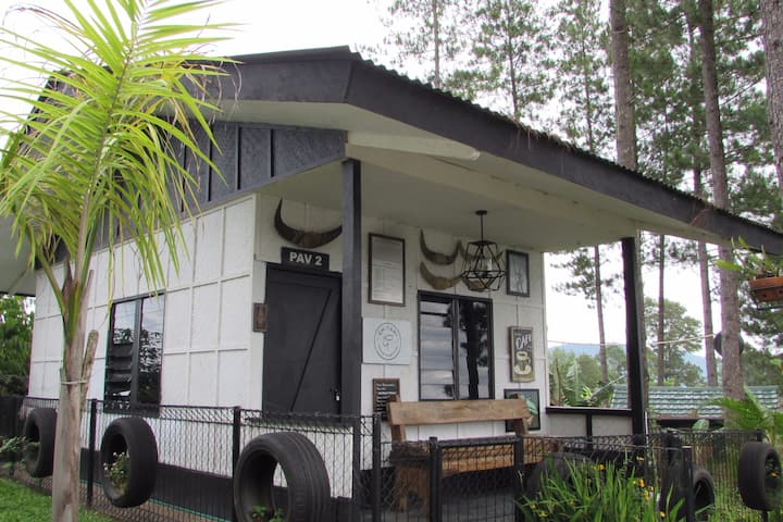 Ghitari Coffee Plantation Cabin