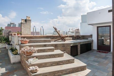 Athens Riviera Premium Apartment - Paleo Faliro