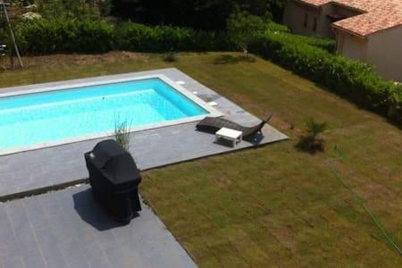 Villa avec piscine Côte d'Azur - Saint-Vallier-de-Thiey