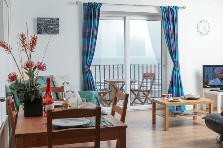 Anchor Apartment SEA VIEWS WIFI PARKING DISHWASHER - Portstewart