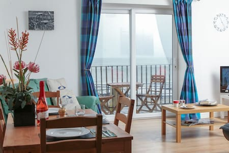 Anchor Apartment: SEA VIEWS WIFI - Portstewart - Wohnung