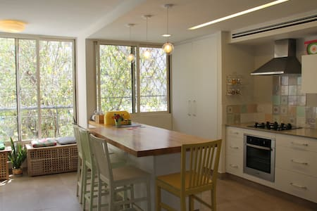 Stylish 3 bedroom flat in Ramat-Gan - Ramat Gan