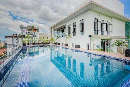 Family Suite - Mansion 51 Hotel & Apartment - Phnom Penh