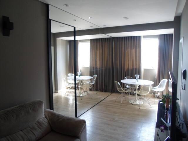 Charme e Requinte no Buritis-BH - Belo Horizonte - Apartment