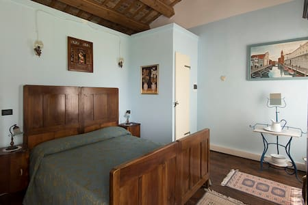 Charming Blue Room B&B Antica Vigna - Chioggia