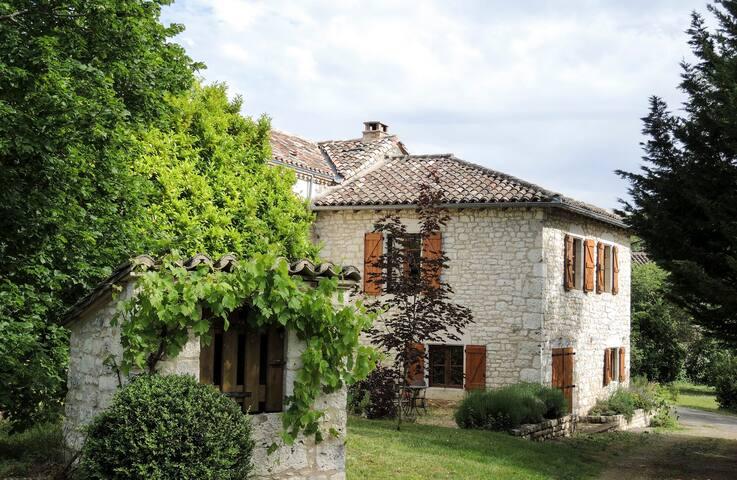 Southern France Country Home,  La Fénière