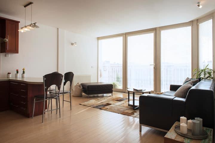 Jana's apartment
