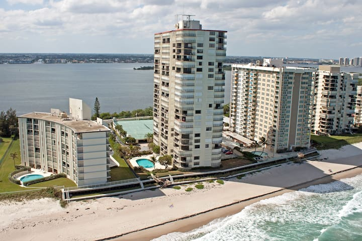 OCEANFRONT CONDO SINGER ISLAND - West Palm Beach - Pis
