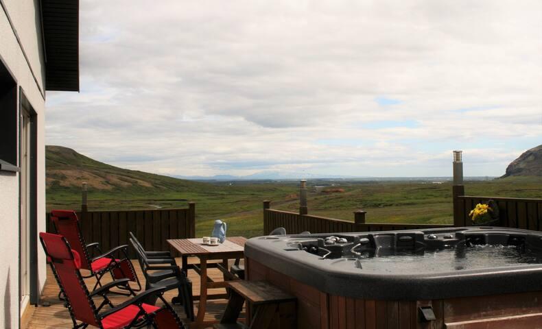 Hlíð, near Þingvellir - Selfoss - Casa