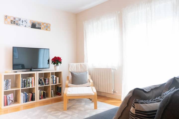 Acogedor apartamento en el centro de Santander