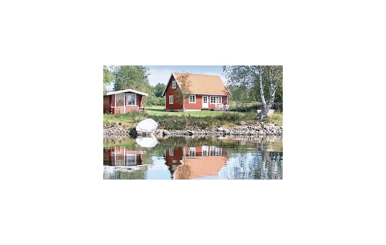 Holiday cottage with 3 bedrooms on 60 m² in Nässjö