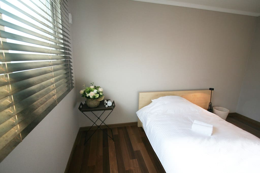 Single Room: Our room features a smart, functional design plus thoughtful amenities.