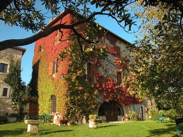 ⭐Castellano Country house