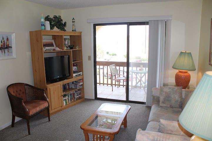 St. Augustine Ocean & Racquet 4306 - St. Augustine Beach - Apartament