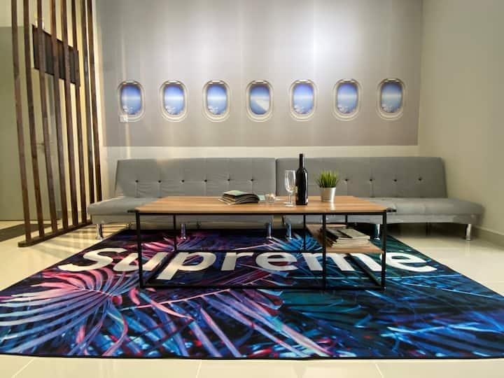 Terminal VIP Lounge @ Near KLIA Sepang (靠近吉隆坡国际机场)