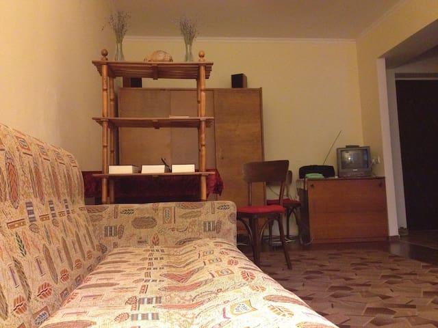 Cozy studio apartment - Chisinau - Apartment