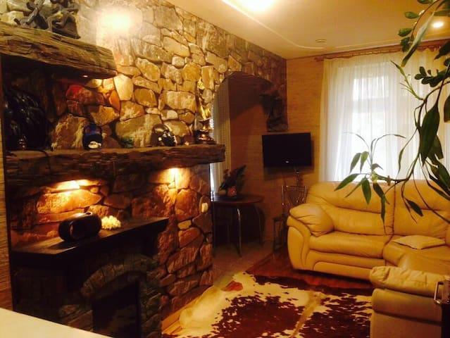 Отличная комната в центре города - Великий Новгород - Apartment