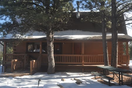 Christmas, Spring Break or anytime in Angel Fire - Angel Fire - Haus