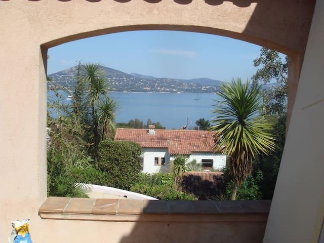 Enchanting Studio + pool St Tropez - Gassin - Apartment