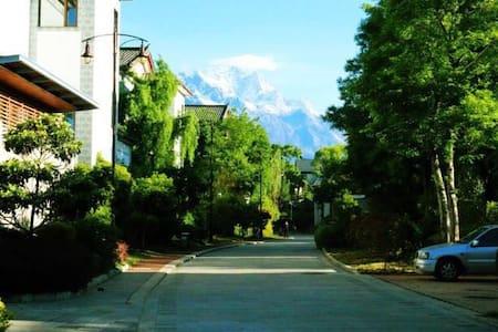 Villa; Rent 1room or whole! 精品别墅房 - Lijiang  - Casa de campo