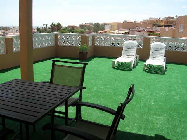 Quiet Apartment in Fuerteventura - Tarajalejo - Apartamento