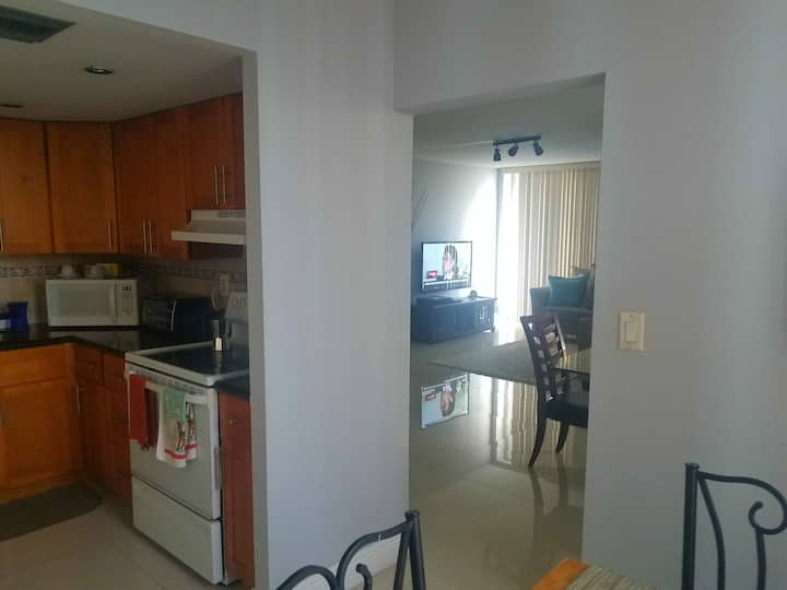 North Miami beach just room and bathroom for rent