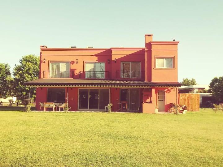 Alquiler temporario casa en Pilar