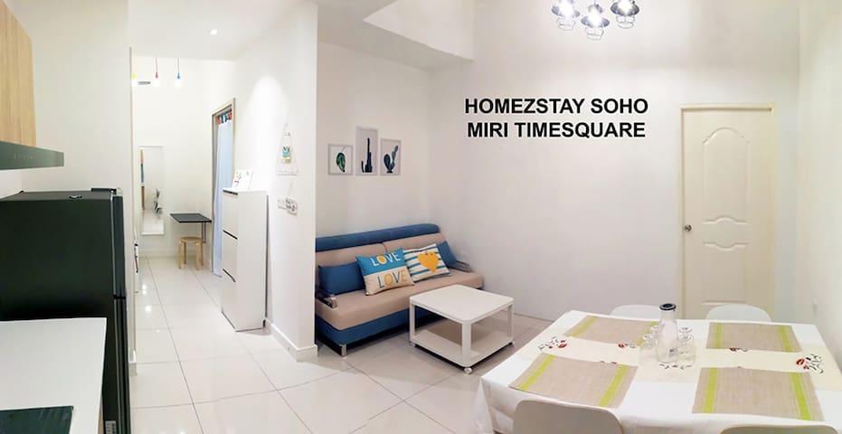 美里时代广场SOHO Homez